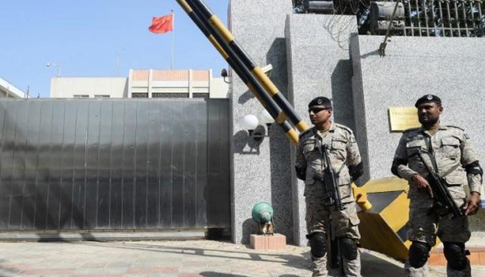 چینی قونصلیٹ حملہ کیس کےملزمان کا ریمانڈ حاصل