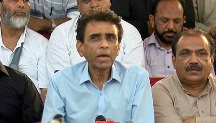 سندھ کے ریونیو کا 75 فیصد کراچی ادا کرتا ہے، خالد مقبول