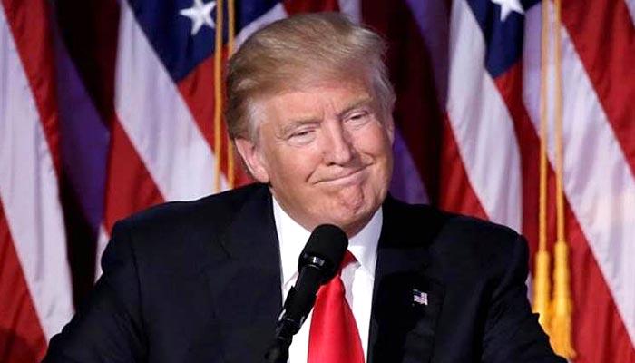 امریکی صدر ٹرمپ جغرافیہ کے کچے نکلے