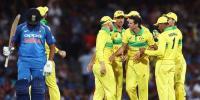 Australia Vs India Australia Beat India By 34 Runs In First Odi