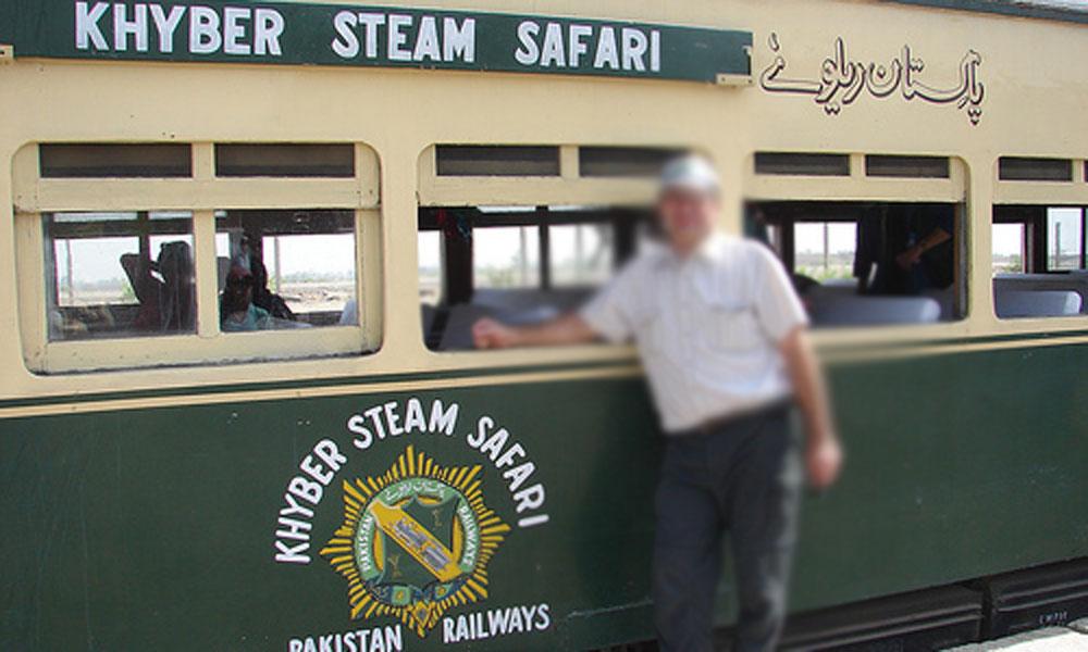 پشاور سے چلی سفاری ٹرین اٹک پہنچ گئی