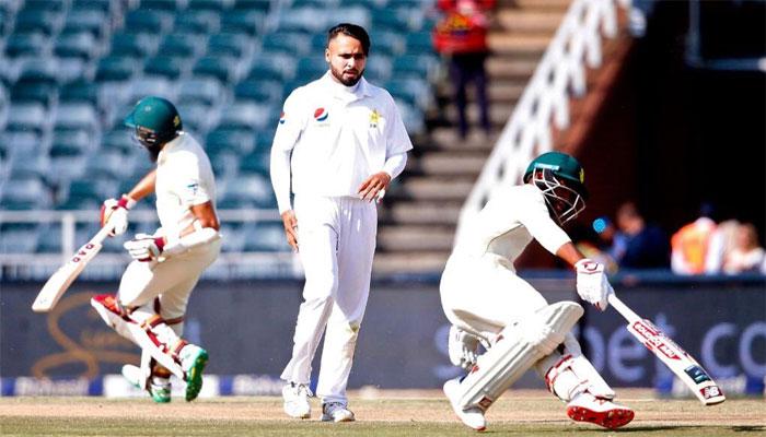 تیسرا ٹیسٹ: جنوبی افریقا نے پاکستان کو 381 رنز کا ہدف دے دیا