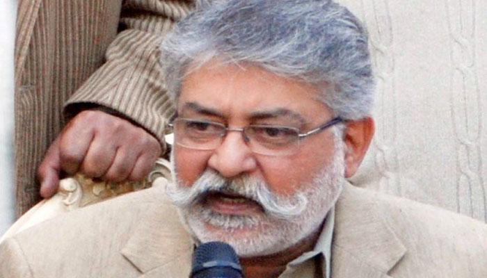 'سندھ میں گورننس، زراعت کی تباہی کی ذمہ دار پیپلز پارٹی ہے'