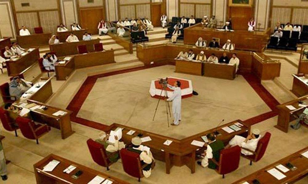 بلوچستان ،سینیٹ انتخاب کیلئے اسمبلی میں پولنگ جاری