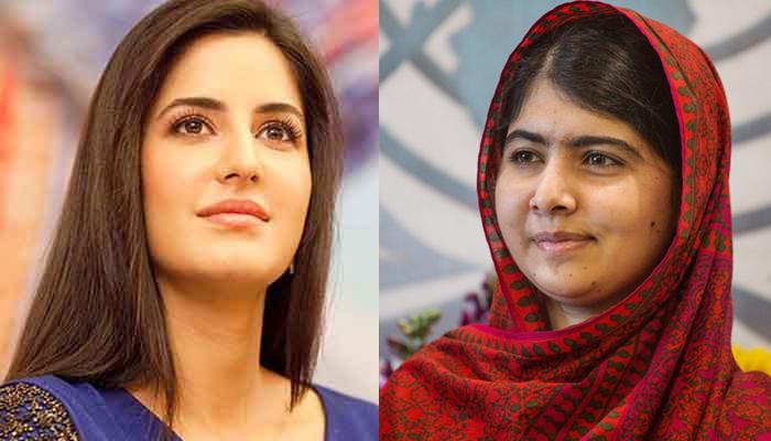 ' ملالہ اور ان جیسی لڑکیوں کی ضرورت ہے'