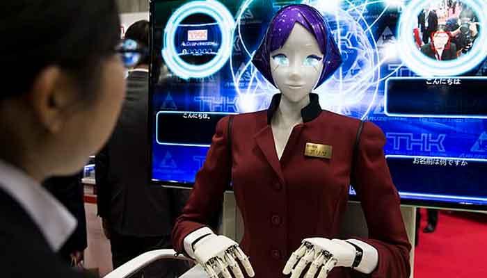 ٹوکیو کے ٹرین اسٹیشنز پر روبوٹس متعارف