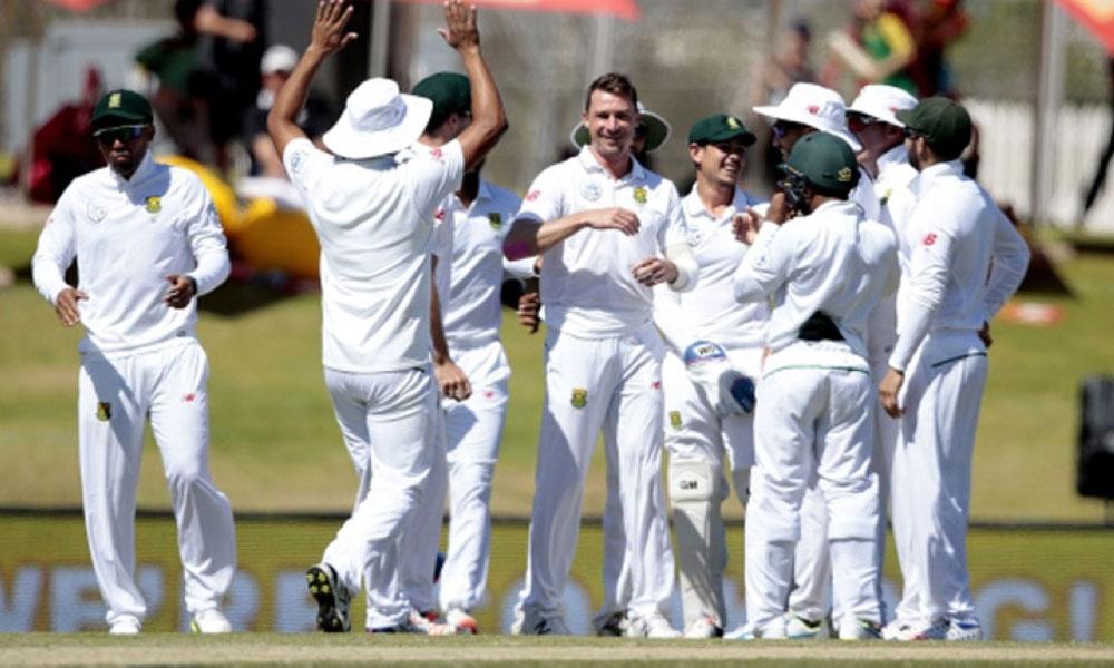 جنوبی افریقا ٹیسٹ رینکنگ میں دوسرے نمبر پر آگیا