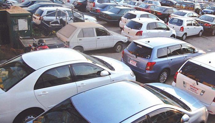 ایک ہفتے میں گاڑیوں سے کتنا ٹیکس وصول ہوا؟
