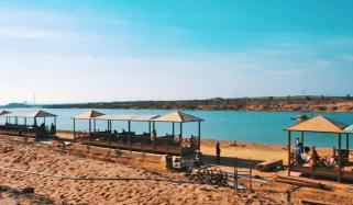New Picnic Point Aqua Beach Of Karachi