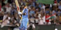 India Vs Australia 2nd Odi Virat Kohli Slams 39th Odi Ton Moves To Third Spot In List Of Most International Centuries