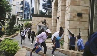 Kenya Al Shabaab Attacked Hotel In Nairobi 15 People Killed
