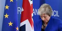 Theresa Mays Brexit Deal Rejected By British Parliament