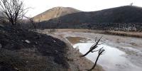 Heavy Rains Spark Landslide Concerns In California