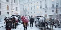 Heavy Snowfall In Europe Life Disturbed 28 People Killed