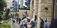 Kenya Al Shabaab Attacked Hotel In Nairobi 15 People Killed
