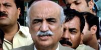 Ppp Leader Khursheed Shah Meets Shahbaz Sharif