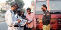Excise Department Of Sindhs Road Checking Campaign Ends