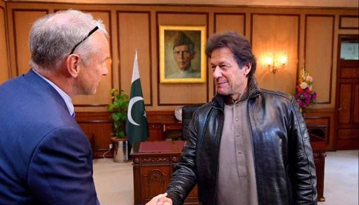 امریکی کمپنی کا پاکستان میں سرمایہ کاری کا اعلان