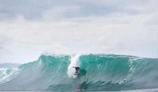 Da Hui Backdoor Shootout Surfing Competition