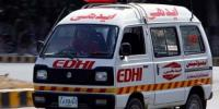 Uthal Van Accident 2 Passengers Killed