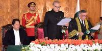 Justice Asif Saeed Khosa Takes Oath As A Chief Justice Pakistan