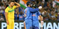 Kedar Jadhav Ms Dhoni Clinch Series Win In Tight Chase