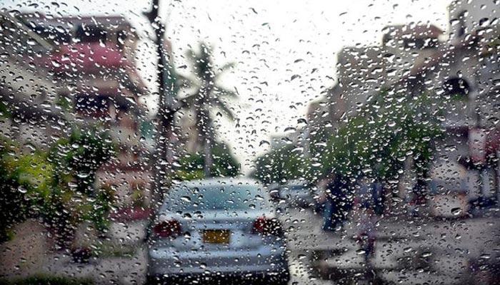 کراچی میں اتوار اور پیر کو بارش کاامکان