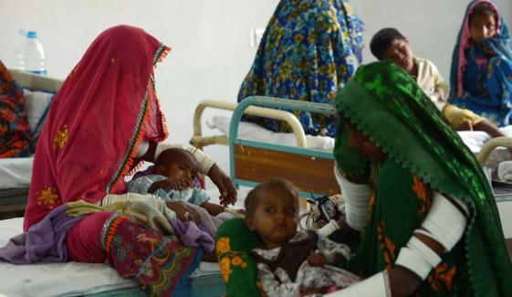 4 Children Died In Civil Hospital Mithi
