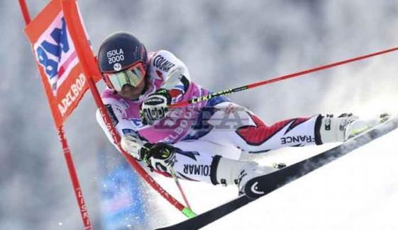 Alpine Ski World Cup 2019 In Switzerland