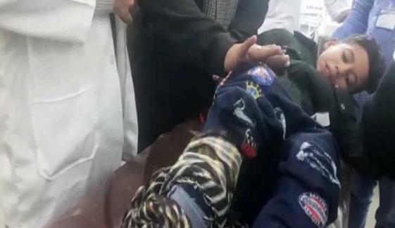 Injured Child Statement On Sahiwal Incident