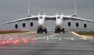 Worlds Largest Plane Hits Milestone