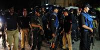 Karachipolice Operation In Taimuria 11 Arrest