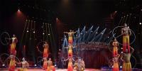 Monte Carlo International Circus Festival Kicks Off