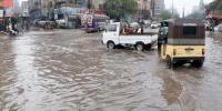 Dmcs Water Board Workers Leaves Cancels After Rain Prediction In Karachi