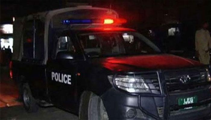 کراچی: سہراب گوٹھ کے قریب سرچ آپریشن، 4 ملزمان گرفتار