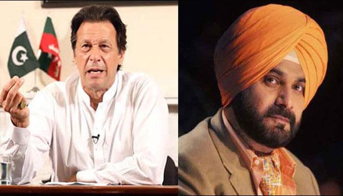 نوجوت سنگھ سدھو نے وزیراعظم عمران خان کو خط لکھ دیا