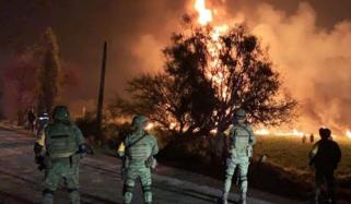 Mexico Pipeline Blast Kills 73 And Injures Dozens More