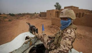 Eight Un Peacekeepers Killed In Attack On Malis Un Base