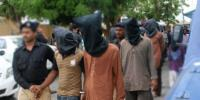 4 Kidnappers Arrested In Orangi Town Karachi