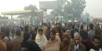 Victims Protest For Sahiwal Incident Refused To End Protest