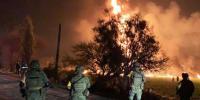 Mexico Pipeline Blast Kills 73 And Injures Dozens More