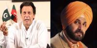 Novjot Singh Sidhu Wrote Letter To Pm Imran Khan