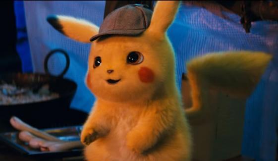 PokÉmon Detective Pikachu Official Trailer