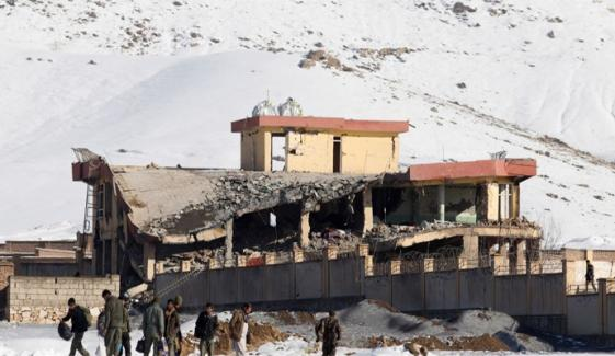 Afghan Secret Service Base Attacked By Taliban 126 Officials Killed