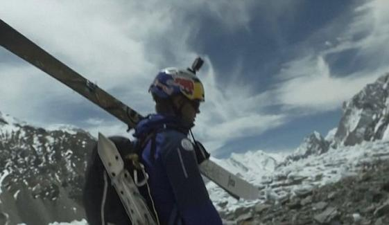 Polish Skier Become First Person Ever To Ski Down K2