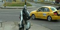 This Colombian Man Earns His Living By Becoming A Transformer