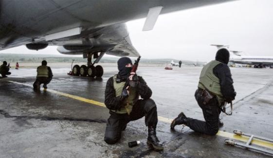 Russian Plane Hijack Failed Hijacker Arrested
