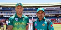 Pakistan Vs South Africa Second One Day Will Be Played Today