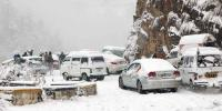 Tourists Trapped In Nathia Gali Snow Rescued