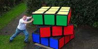 Largest Rubiks Cube Guinness Record